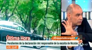 Las televisiones emiten el vídeo exclusivo de Intereconomía TV sobre Nicolás