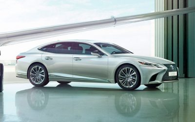 Gobierno detuvo compra de lujoso auto marca LexuS