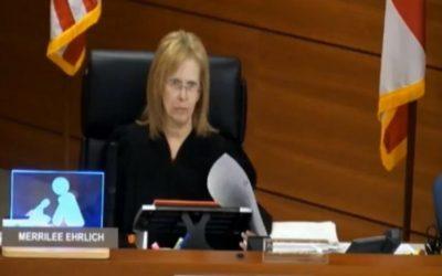 """Penalizan a jueza de Broward por """"tiránica"""" y no podrá volver a los juzgados"""