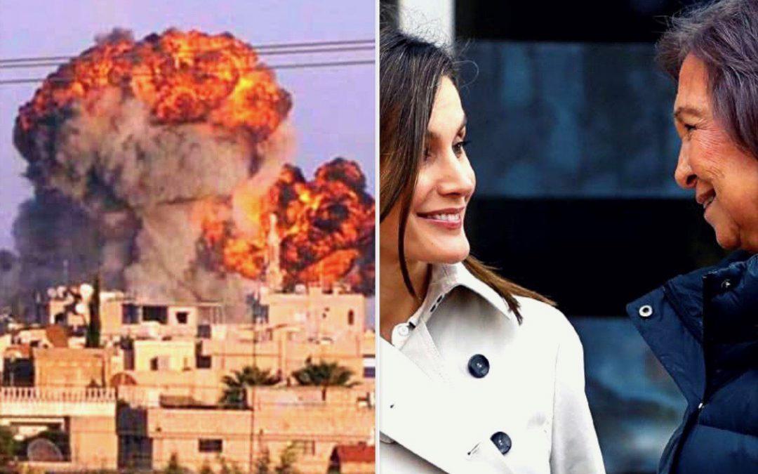 EDITORIAL: ¿La guerra de Siria o la guerra de Gila?