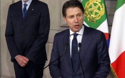 El veto a un ministro euroescéptico hace saltar por los aires la formación de Gobierno en Italia