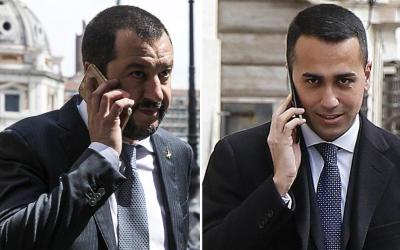 Italia se librará de masones en el gobierno gracias al acuerdo Liga-M5S