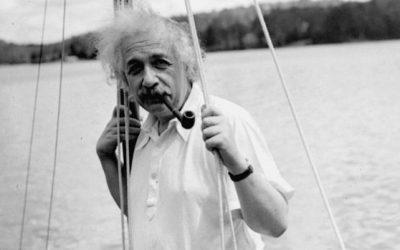 Un diario privado de Einstein revela sus ideas racistas