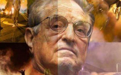 """El correo robado de George Soros termina siendo publicado: """"Él es el arquitecto de cada golpe en los últimos 25 años"""""""