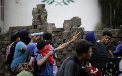 Ascienden a 139 las muertes por la crisis política en Nicaragua