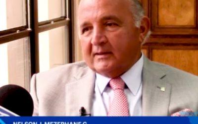 Nelson J. Mezerhane G: «El Diario tiene la misión de permanecer y seguir adelante»