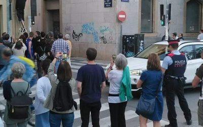 El escandaloso doble rasero de la Genestapo: complacencia con los CDR, intimidación a los catalanes libres de nacionalismo